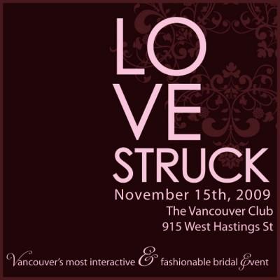 lovestruck event vancouver