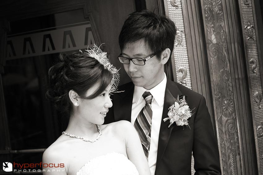 marine building bride groom vancouver
