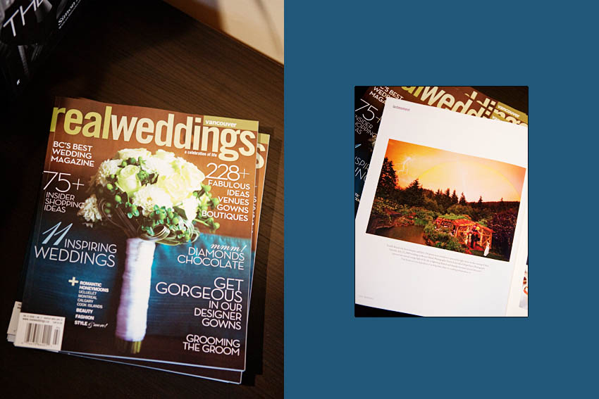 real weddings magazine vancouver