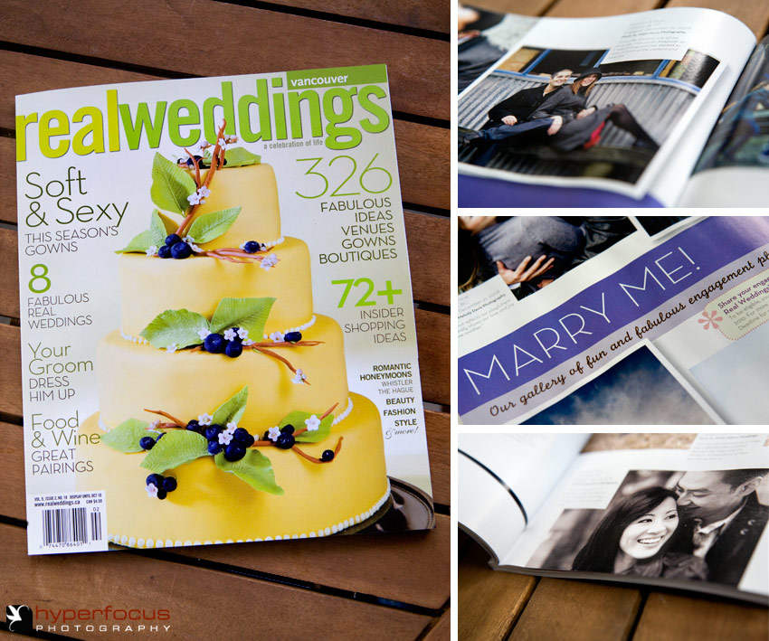 Real Weddings Spring 2010 hyperfocus photography featured