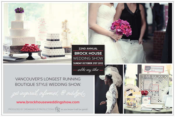 Brock House Wedding Show Vancouver wedding Fair