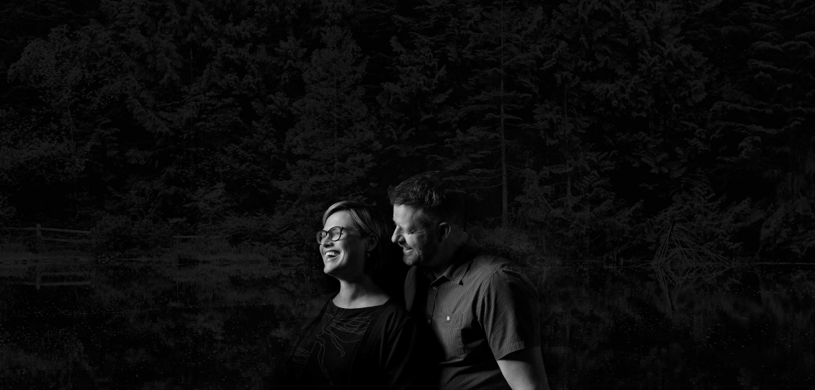 husband and wife, vancouver wedding photographers