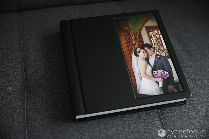 vancouver wedding album