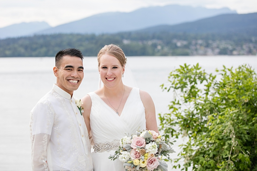 St Claire of Assisi Catholic Church Wedding Coquitlam